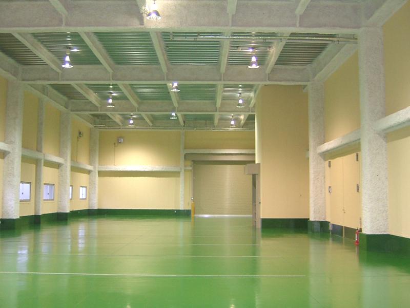 ハートランド(株)工場新築工事