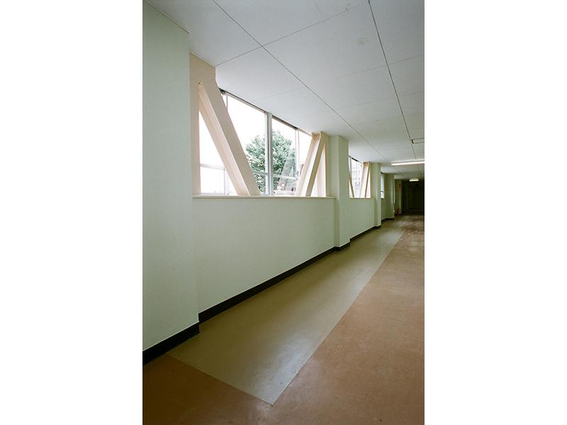 07蓮田高校普通教室棟耐震改修及び階段室天井改修工事