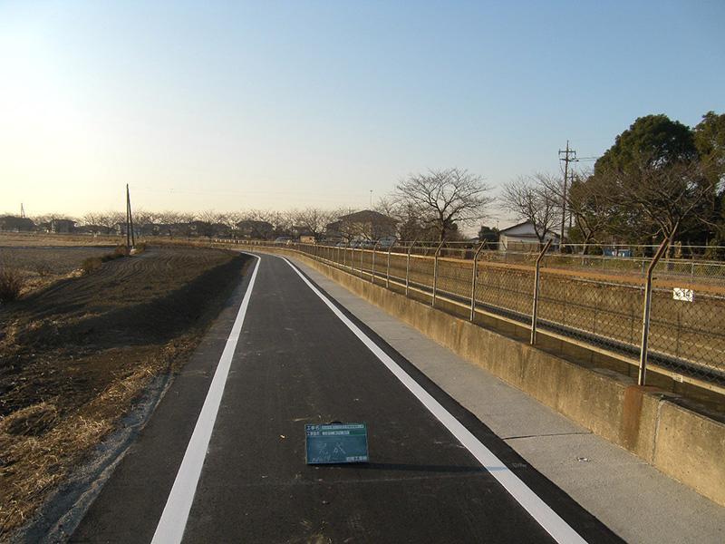 24みち第202号遊歩道舗装補修工事