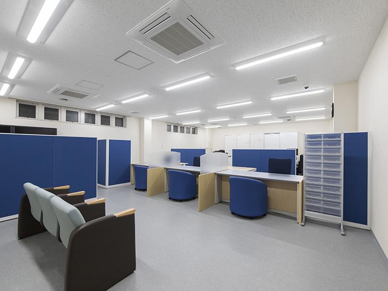 東武証券株式会社 古河営業所新築工事