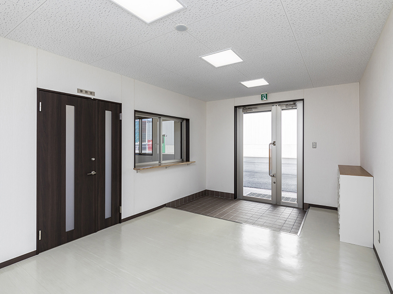 平野鋼線(株) 幸手倉庫・工場建設工事