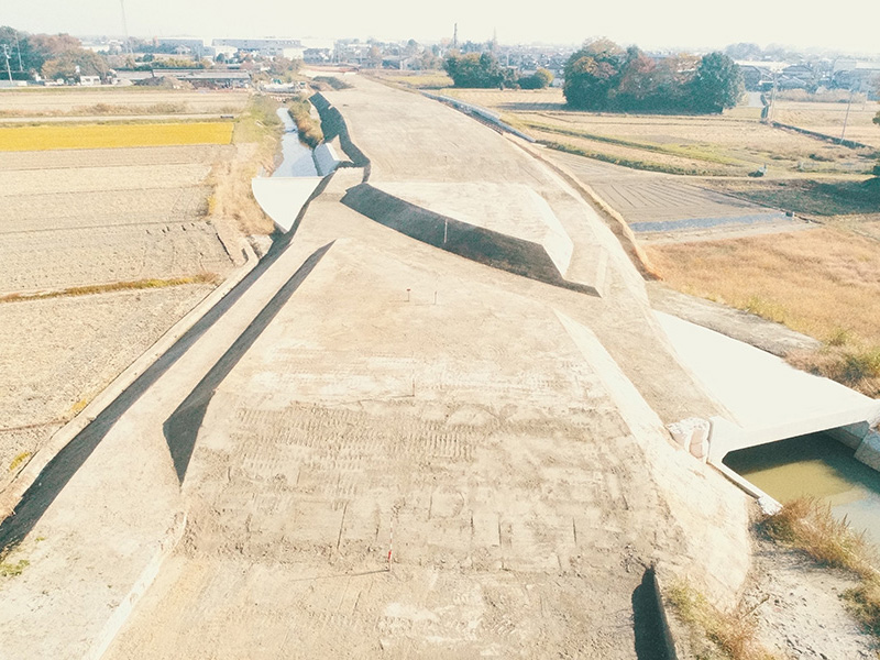 総合交付金(改築)工事(125号・道路改良工H30-3)
